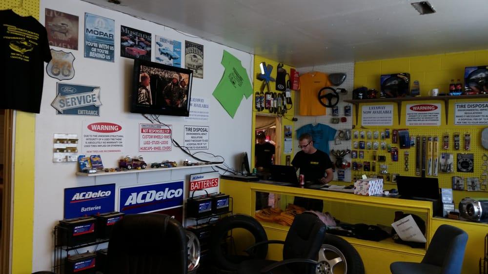 Coast 2 Coast Automotive Performance & Tires: 118 US 66 E, Moriarty, NM