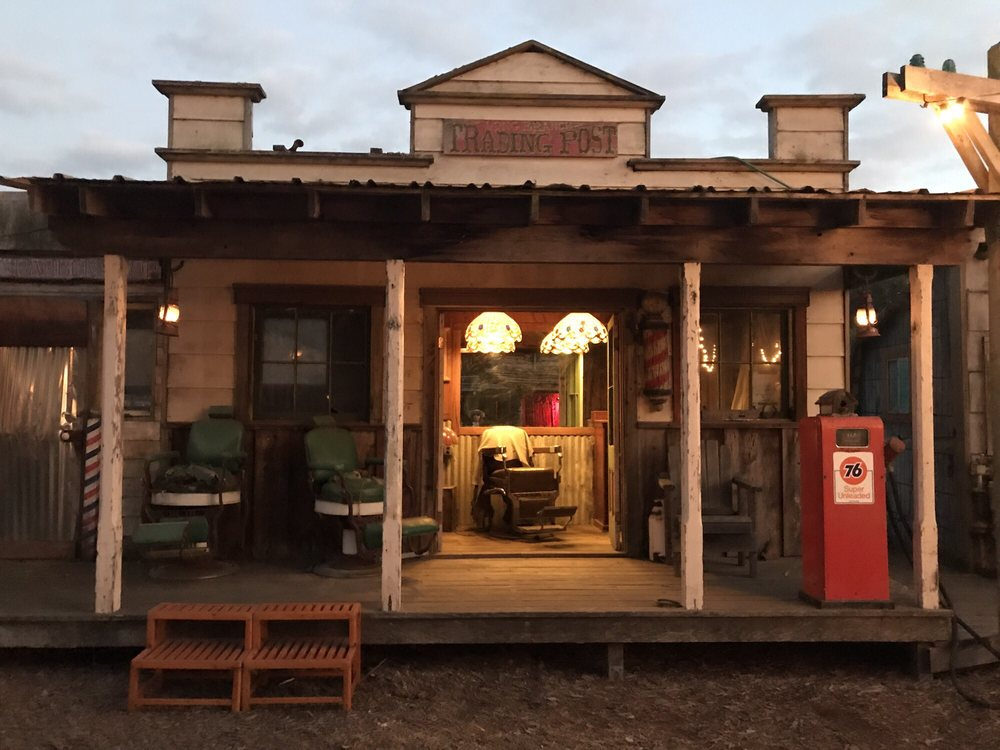 The Long Branch Saloon and Farms: 321 Verde Rd, Half Moon Bay, CA