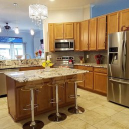Attractive Photo Of Art Of Granite Countertops   Jacksonville, FL, United States. My  Awesome