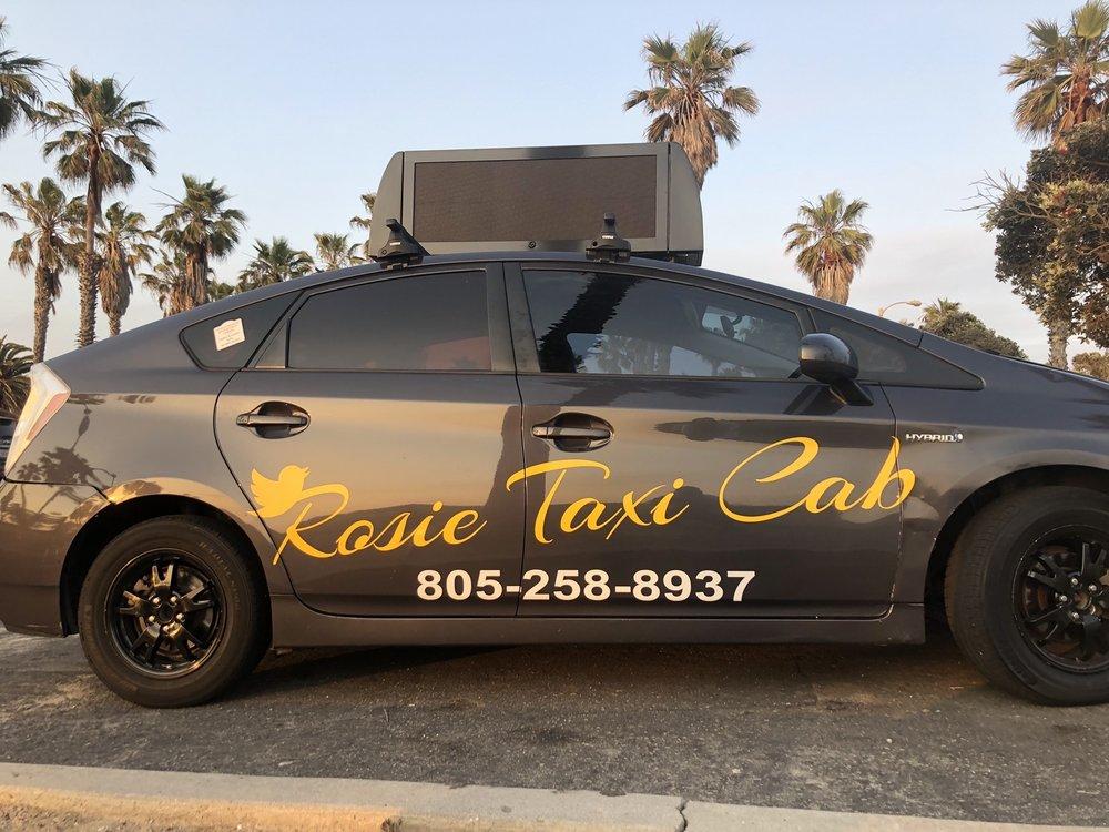 Rosie Taxi Cab: 3700 Dean Dr, Ventura, CA