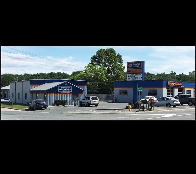 Daniels Auto Care: 17711 Fraley Blvd, Dumfries, VA