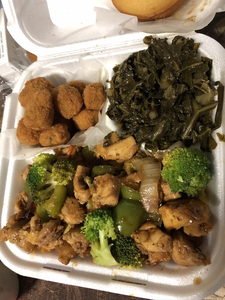 BD Southern Home Cooking: 1518 7th St SW, Winter Haven, FL