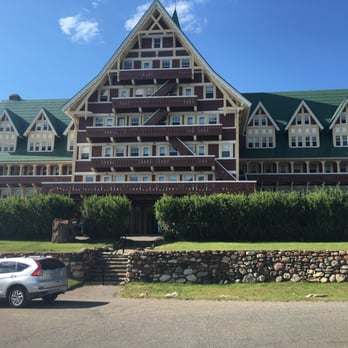 Photo Of Prince Wales Hotel Waterton Park Ab Canada