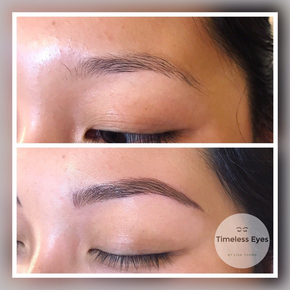 Microblading Eyebrow Microblading Eyebrow Embroidery 3d Brows