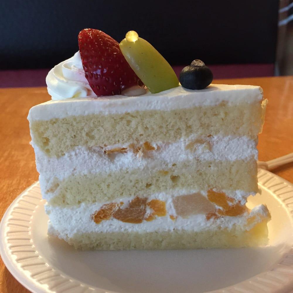 Fresh Cream Cake Slice Yelp