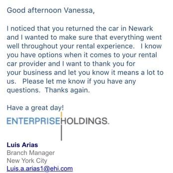 Enterprise Car Share New York Office