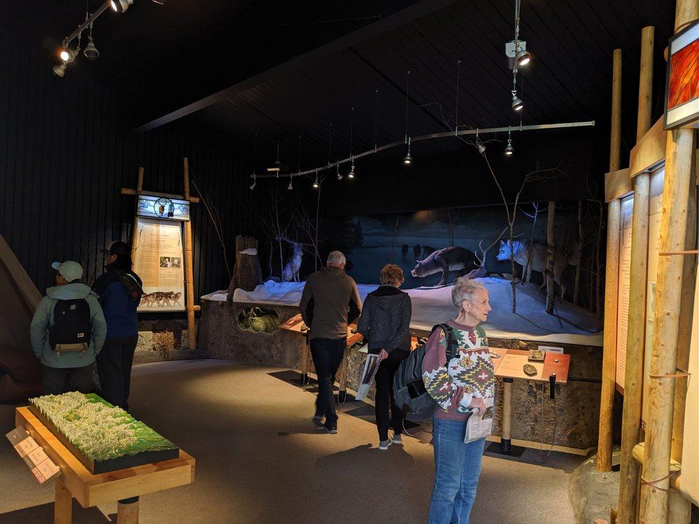 Saint Mary Visitor Center: Glacier National Park, Browning, MT