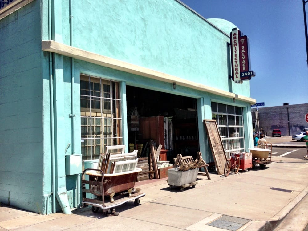Architectural Salvage Of San Diego