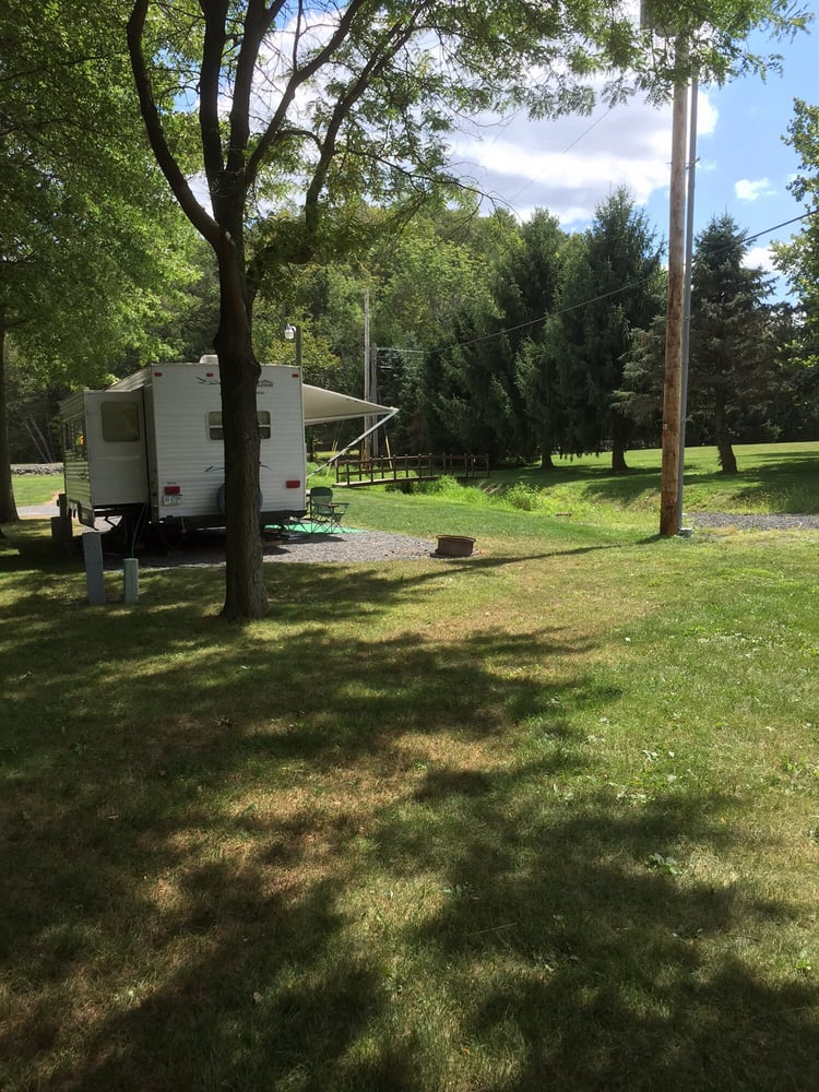 J & D Campgrounds: 973 Southern Dr, Catawissa, PA