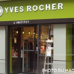 Yves rocher tours centre