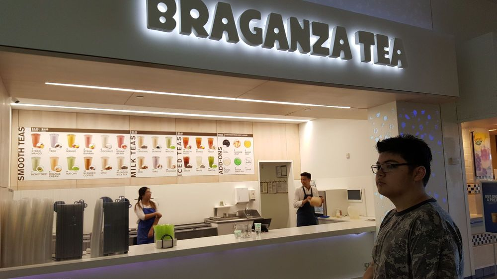 Braganza Tea