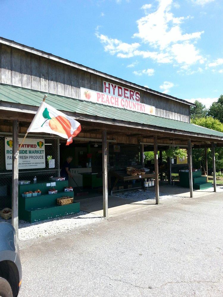 Peach Country: 13891 Highway 11, Campobello, SC