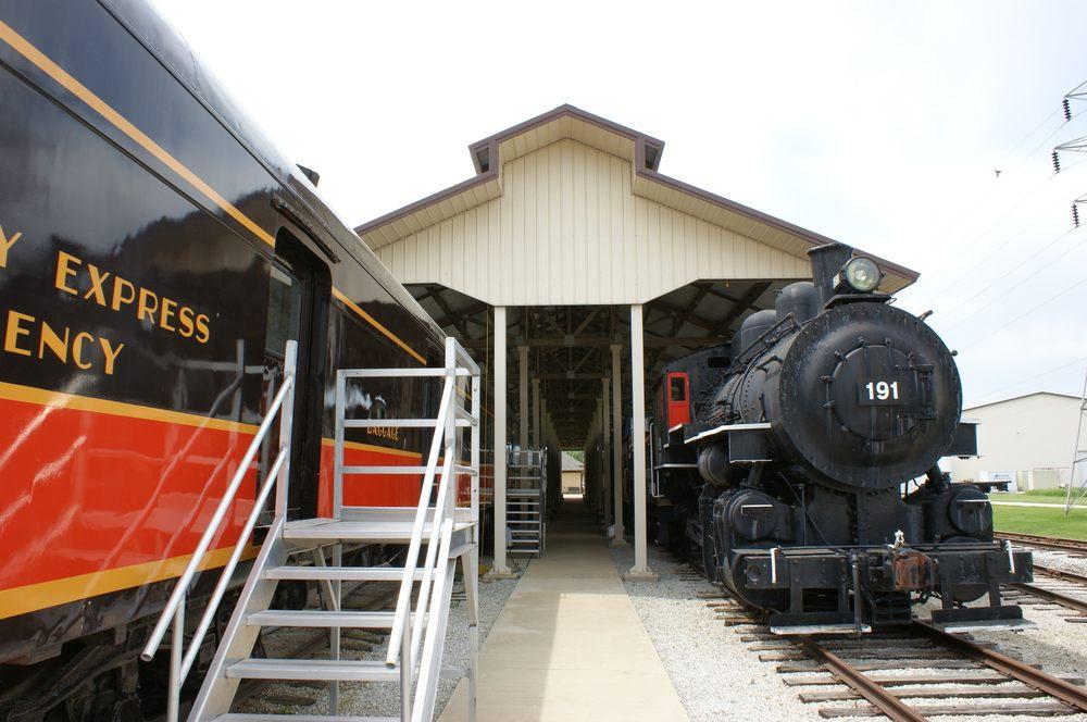Monticello Railway Museum: 992 Iron Horse Pl, Monticello, IL