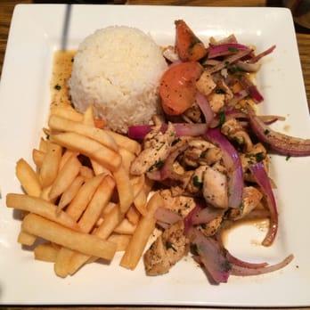 Chichos Restaurant Menu