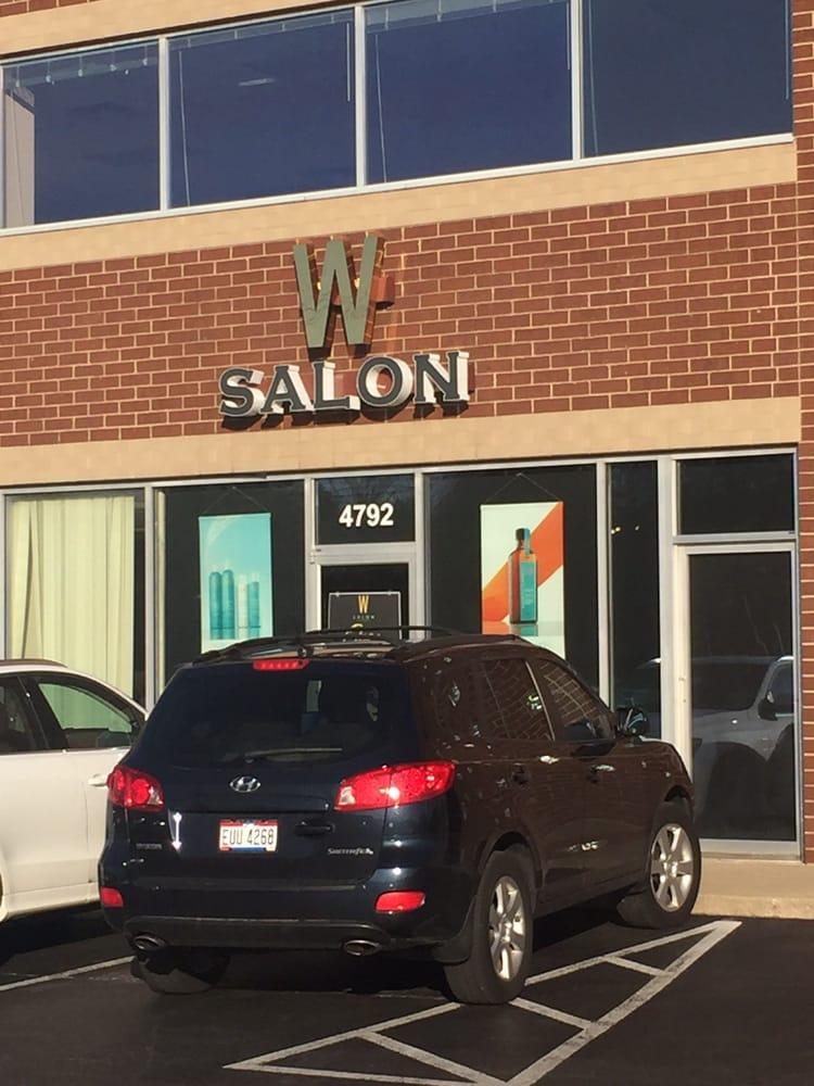 W salon cincinnati 20 photos hair salons 4792 red - Cincinnati hair salons ...