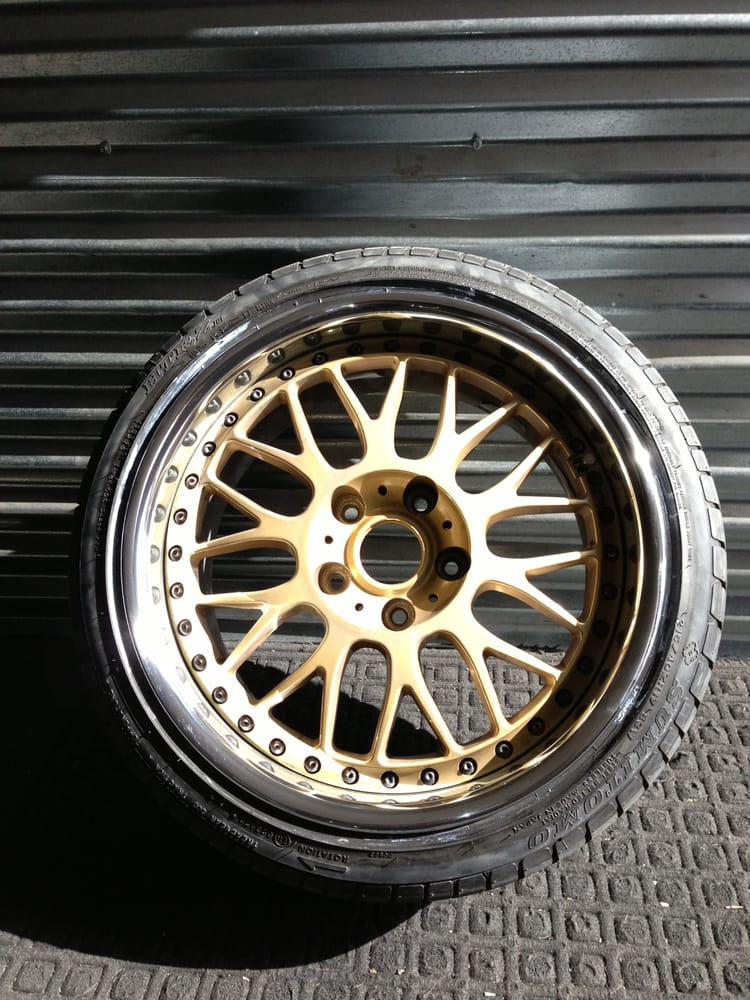 Wheel Repair In Sacramento