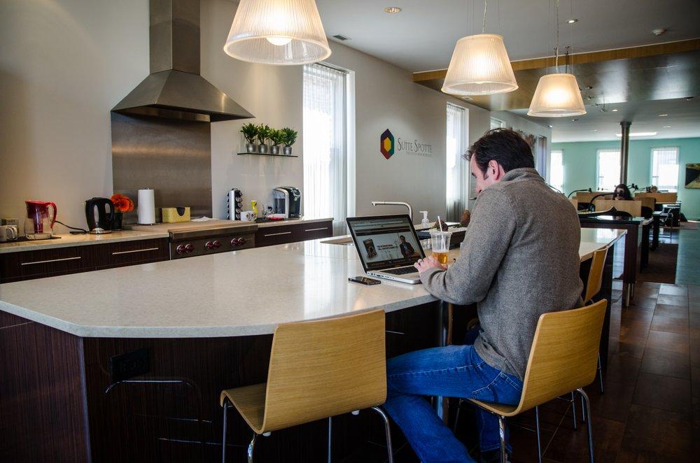 Suite Spotte Coworking: The Go-To-Grow Workplace: 21 S La Grange Rd, La Grange, IL