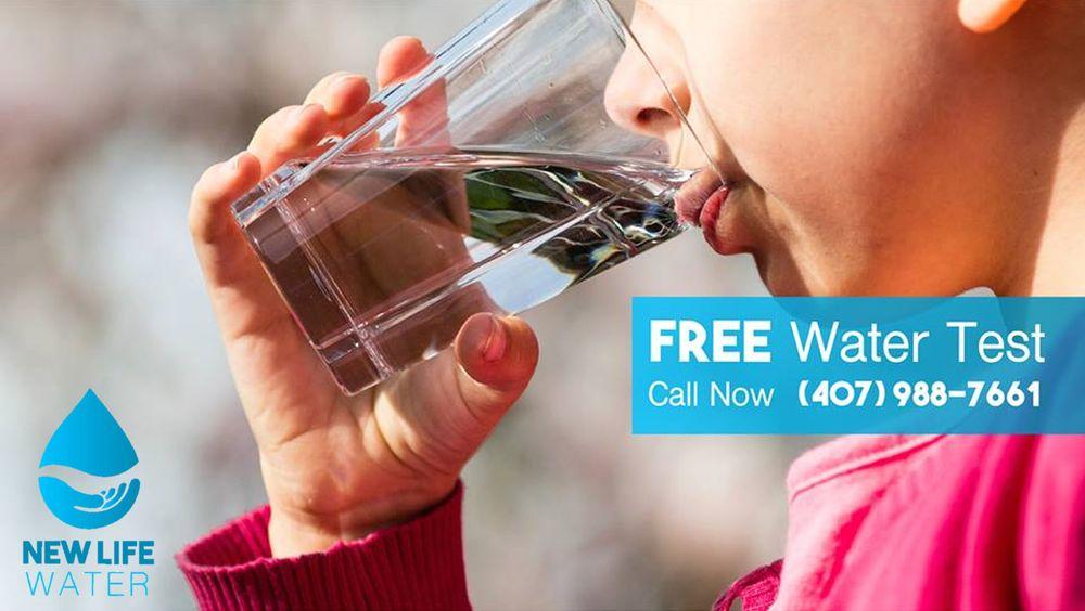 New Life Water: Orlando, FL