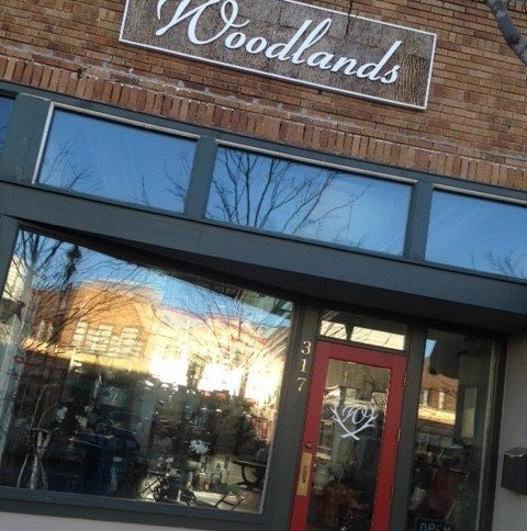 Woodlands Gallery: 419 N Main St, Hendersonville, NC