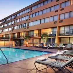 Photo Of Sheraton Pasadena Hotel Ca United States Take A Dip