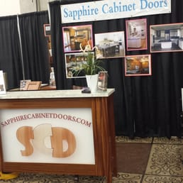 Photo Of Sapphire Cabinet Doors   Denver, CO, United States. Denver Home  Show