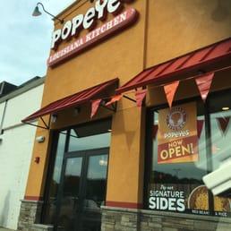 popeyes fast food 1701 sunrise hwy bay shore ny
