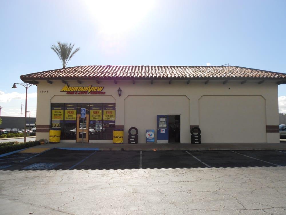 Mountain View Tire & Auto Service: 1098 E Huntington Dr, Duarte, CA