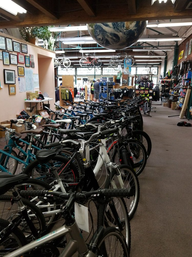 Old Town Bike Shop