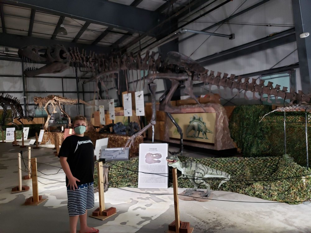 T-Rex Science Center: 520 Southridge Blvd, Charleston, WV