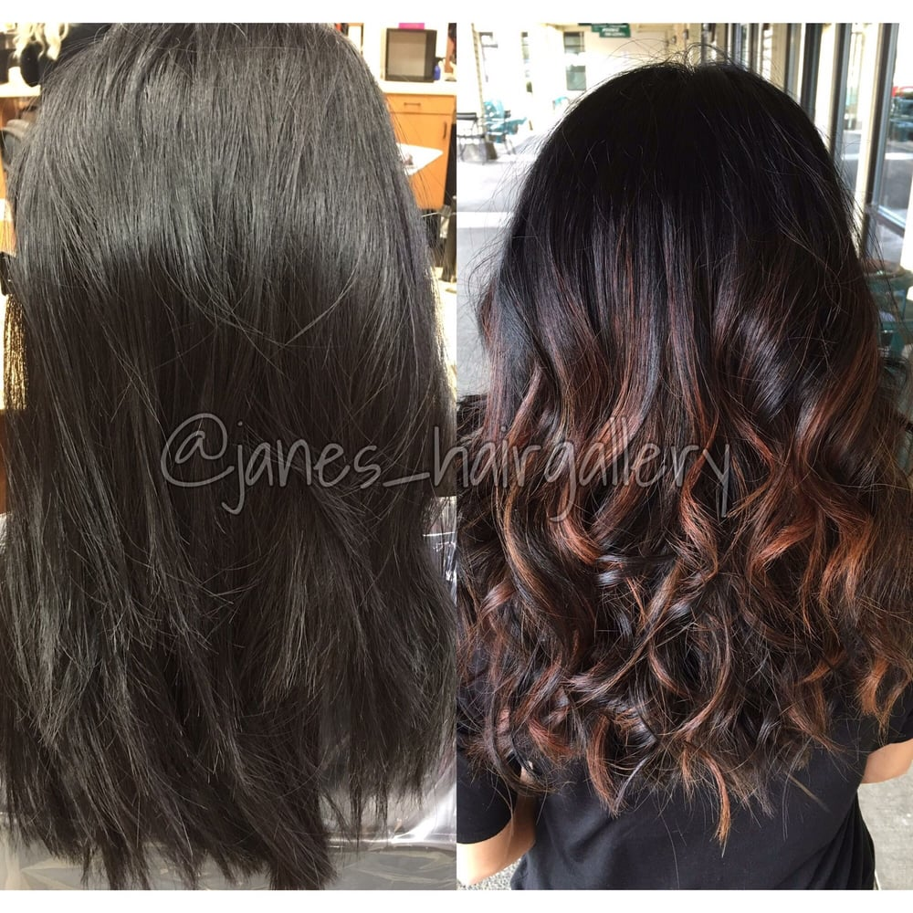 Balayage by jane yelp for 3 dimensions salon
