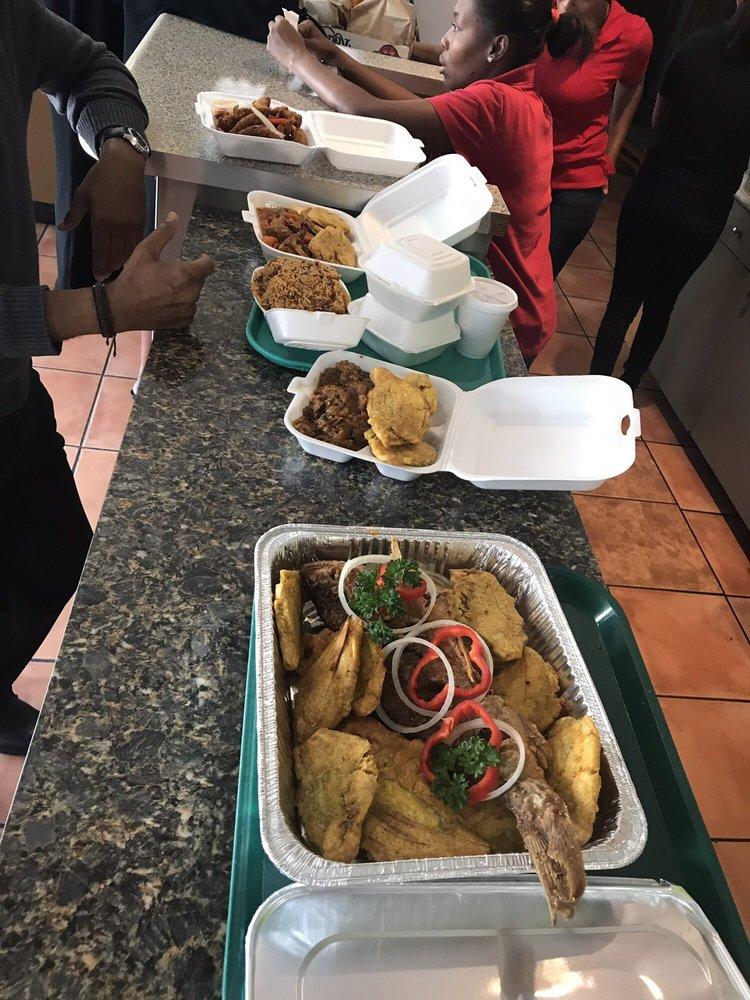 L'Auberge Haitian Restaurant