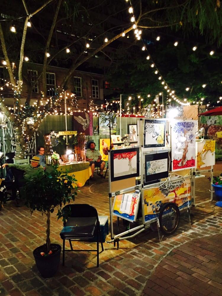 The Art Garden & Floating Gallery