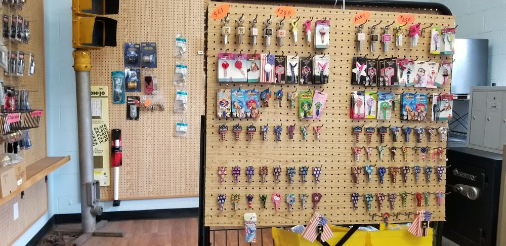Phil's Lockshop Inc: 186 Hall Ave, Meriden, CT