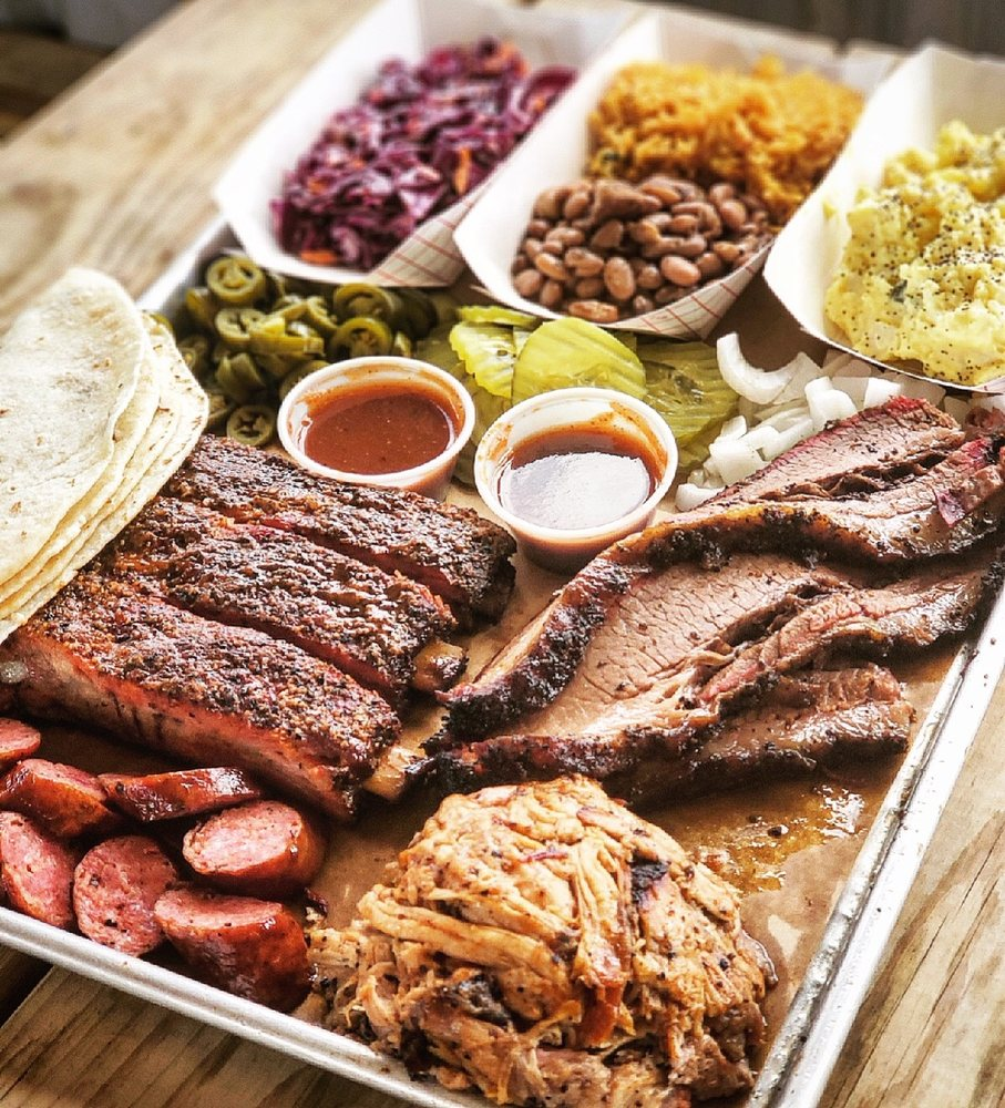 Butter's BBQ: 104 South Highway 359, Mathis, TX
