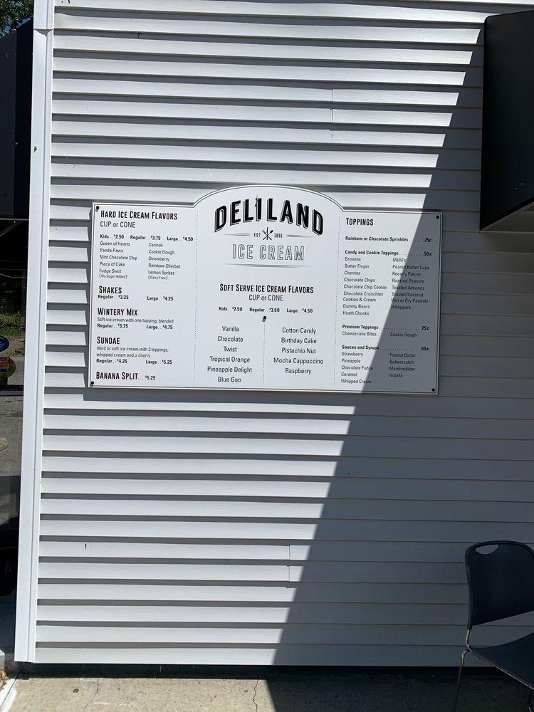Deli Land: 508 Route 52, Carmel, NY