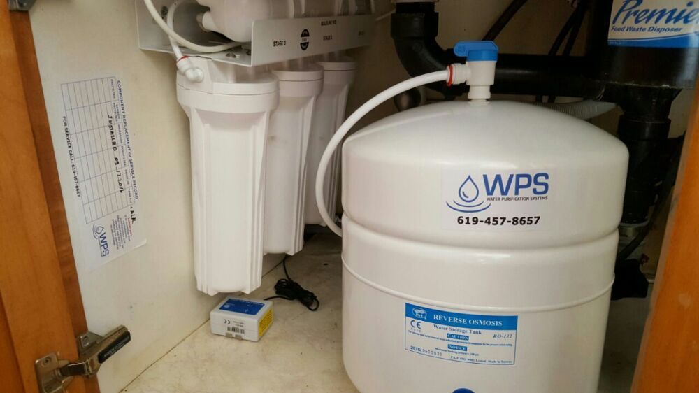 5 Stage Reverse Osmosis System Installed Leak Detector Yelp