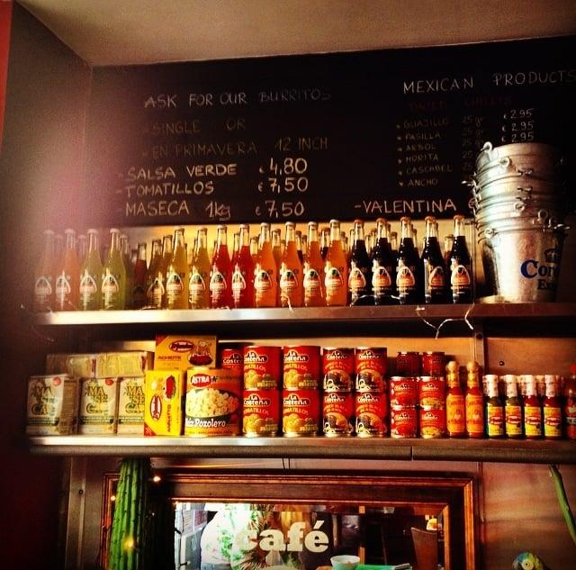Cafe Azteca Yelp
