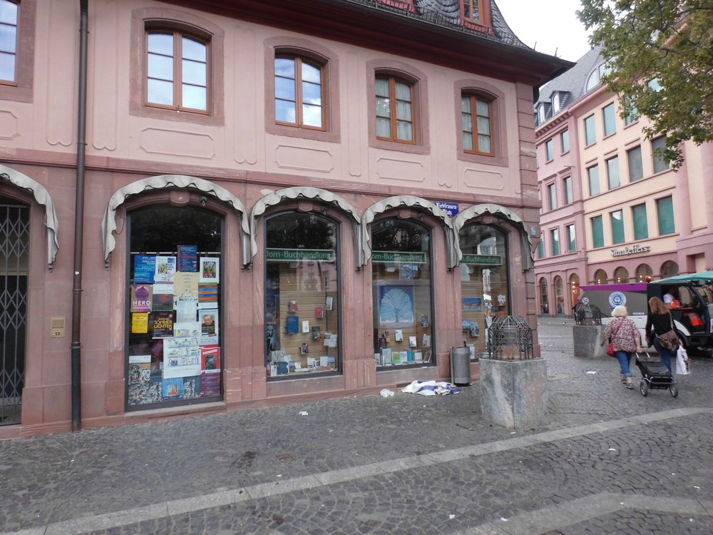 dom buchhandlung buchhandlung markt 24 26 mainz rheinland pfalz deutschland. Black Bedroom Furniture Sets. Home Design Ideas
