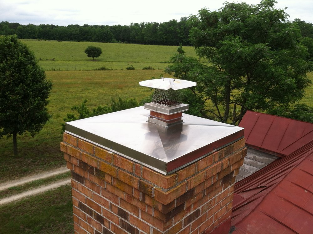 B & D Chimney Services: 21120 Winfree, Petersburg, VA