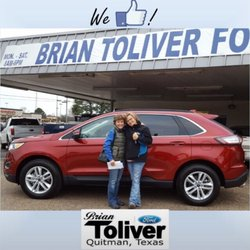 Brian Toliver Ford >> Brian Toliver Ford Of Quitman 10 Photos Car Dealers 539 E