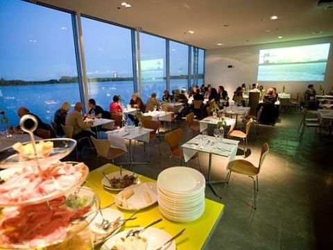Theatercafé & restaurant Waterfront: Esplanade 10, Almere, FL