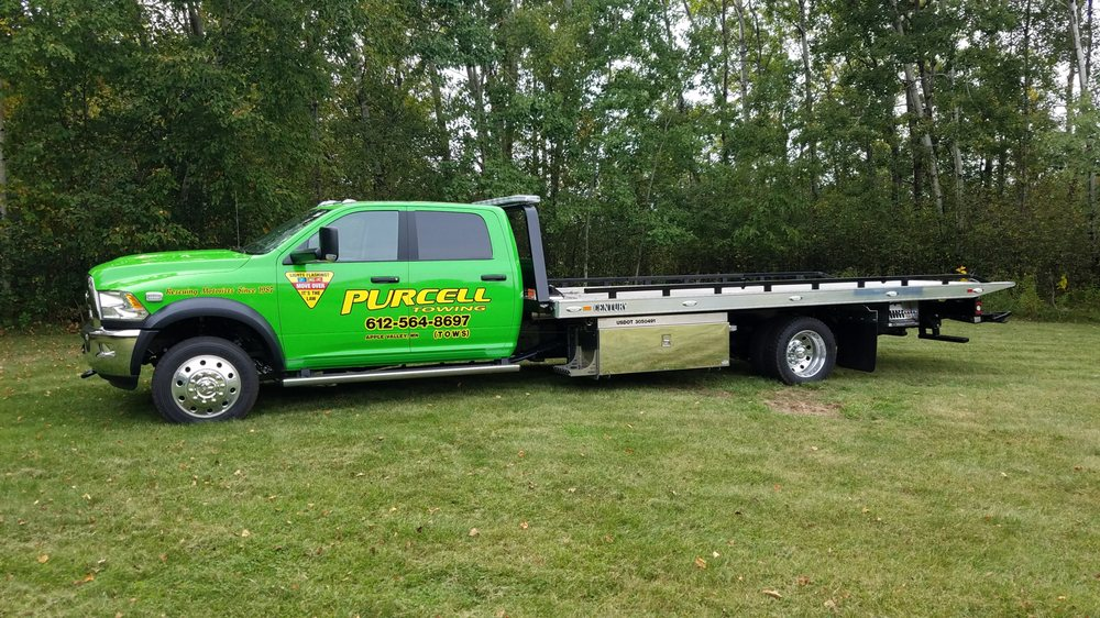 Purcell Towing: Apple Valley, MN