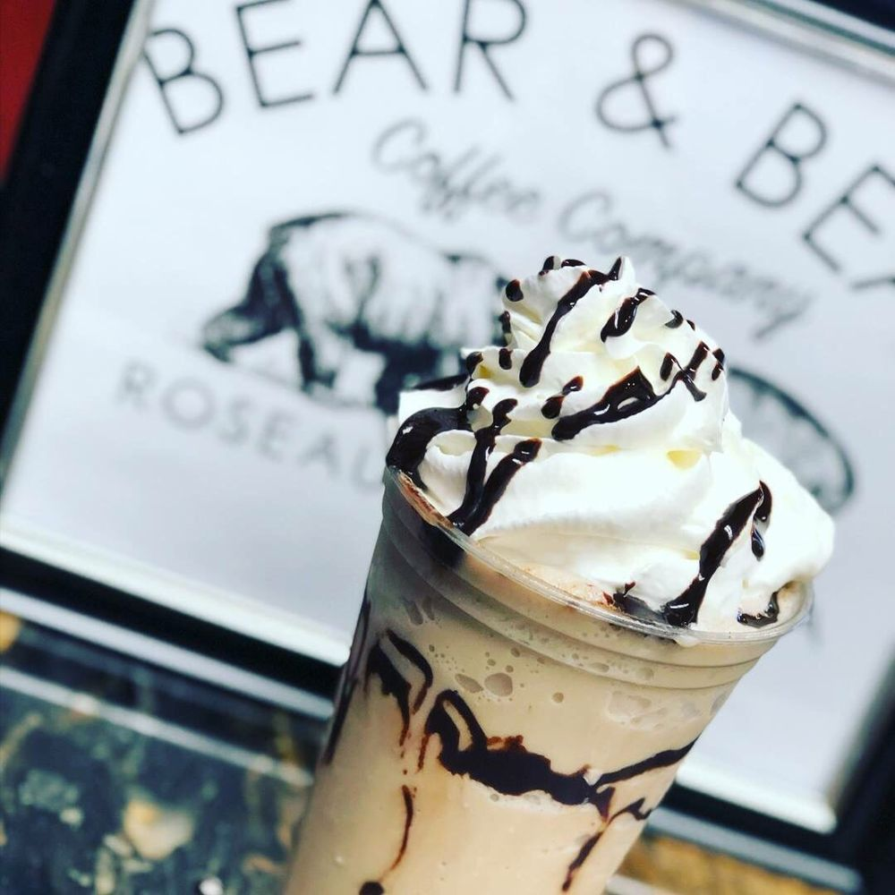 Bear And Bean Coffee Company: 114 3rd St NW, Roseau, MN