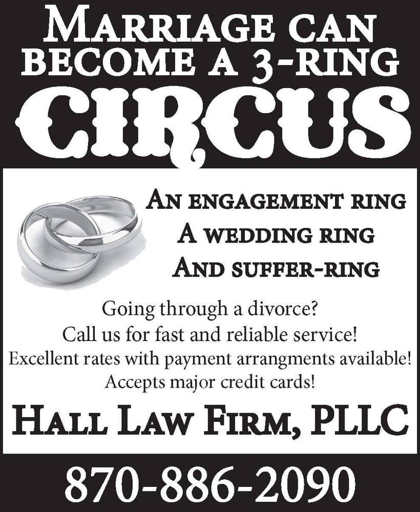 Hall Law Firm: 210 W Main St, Walnut Ridge, AR