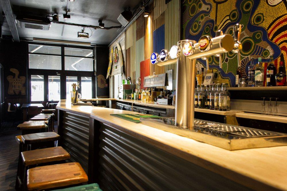 Caf Ef Bf Bd Oz Australian Bar