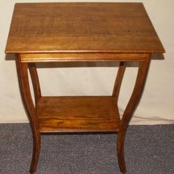 Photo Of Deborde Restoration Savannah Ga United States Small Table After