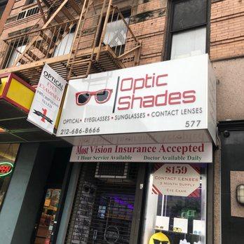 Optic Shades - 45 Photos - Eyewear & Opticians - 577 2nd Ave