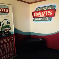 Davis Signs Graphics Signmaking 1135 S 48th St Tempe Az