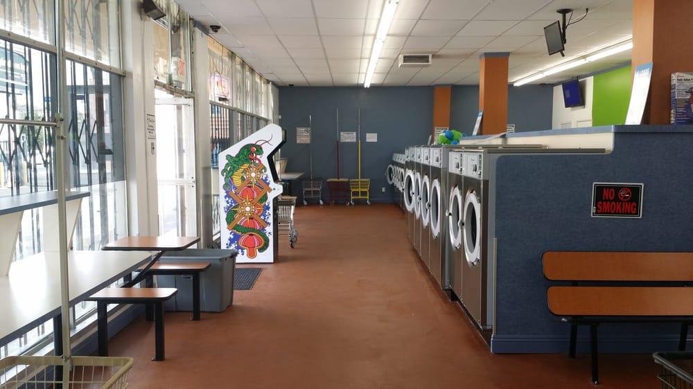 Leimert Park Laundromat: 2720 W Vernon Ave, Los Angeles, CA