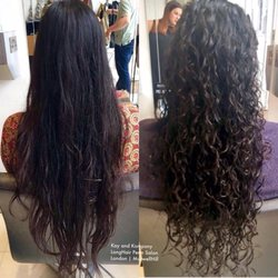 Photo Of Kay And Kompany London United Kingdom Curlyhair Longhair